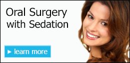 Oral Surgery with Sedation